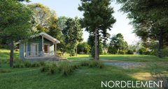 Сауна 24 строительство домов по норвежской технологии