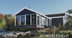 Korner 11 строительство домов по норвежской технологии