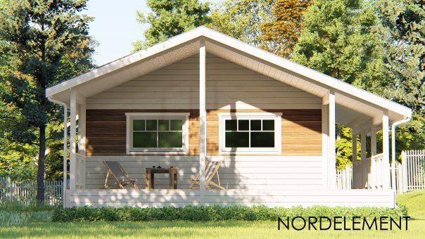 Модульные дома каркасное домостроение