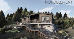 Brown 80 строительство домов по норвежской технологии