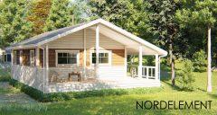 Maple 65 строительство домов по норвежской технологии