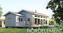 Nord Hitte строительство домов по норвежской технологии
