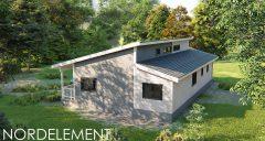 SSA House строительство домов по норвежской технологии