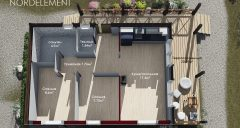 Maple 50 строительство домов по норвежской технологии