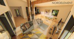 Red 105 строительство домов по норвежской технологии