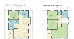 Grey 113 строительство домов по норвежской технологии