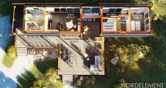 Guest House строительство домов по норвежской технологии