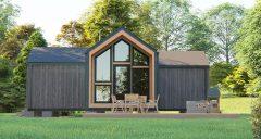 Nord 1 строительство домов по норвежской технологии