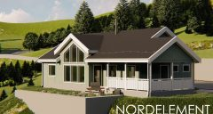 TROND строительство домов по норвежской технологии