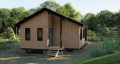 Nord 2 строительство домов по норвежской технологии