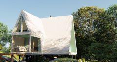 Nord 3 строительство домов по норвежской технологии