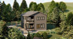 Grey 126 строительство домов по норвежской технологии