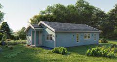 Forest 134 строительство домов по норвежской технологии