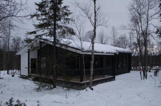 Дом по индивидуальному проекту, ТСН Золотая роща