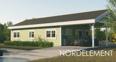 Green 100 строительство домов по норвежской технологии
