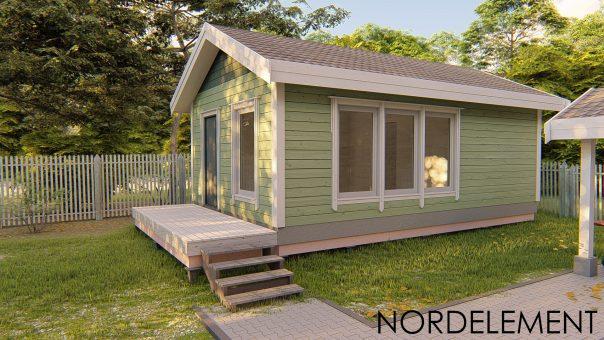Гостевой дом с сауной строительство домов по норвежской технологии
