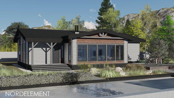 Forest 150 строительство домов по норвежской технологии