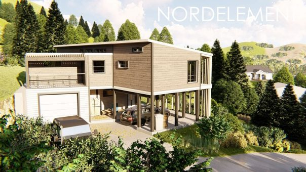 Дома по индивидуальным проектам каркасное домостроение