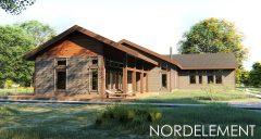 Grand 350 строительство домов по норвежской технологии