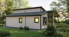 Grey 100 строительство домов по норвежской технологии
